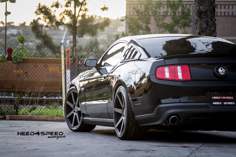 Hankook Ventus V12 Evo2 >> Ford Mustang sporting the Niche Verona Wheels – Need 4 ...
