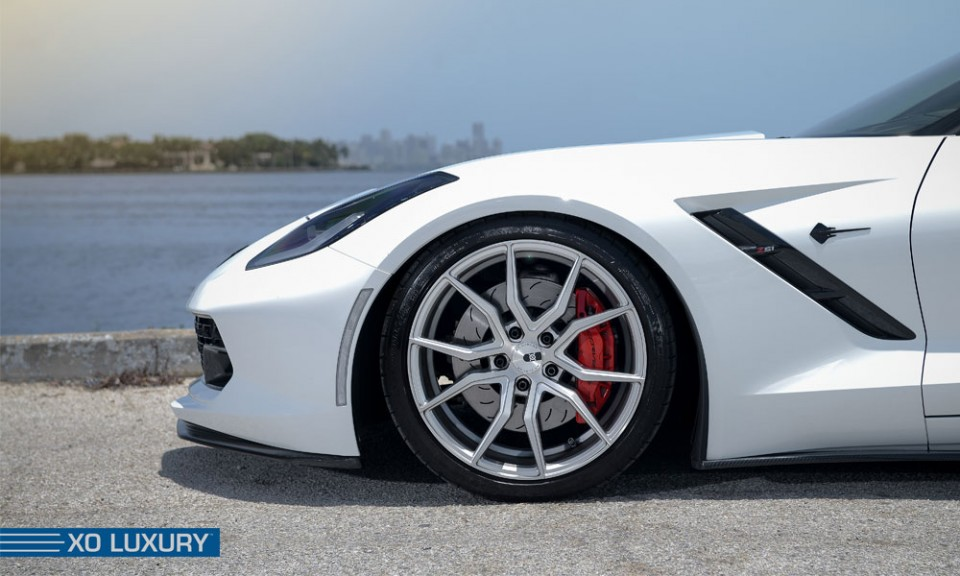 Niche Wheels Mustang >> XO Verona Wheels done right on Chevy Corvette C7 – Need 4 ...