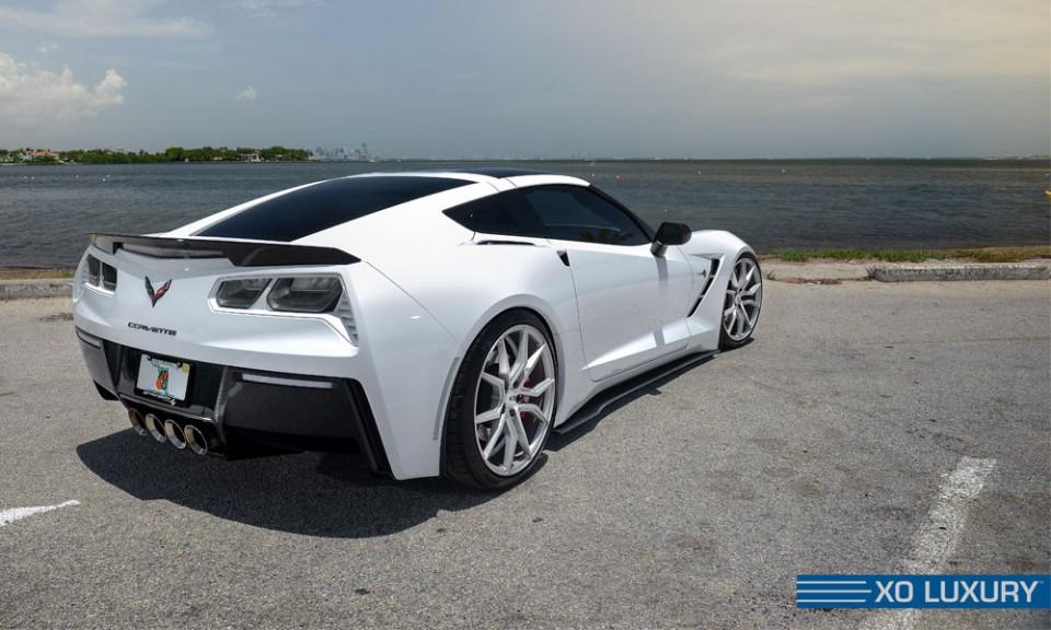 2015 Mustang Rims >> XO Verona Wheels done right on Chevy Corvette C7 – Need 4