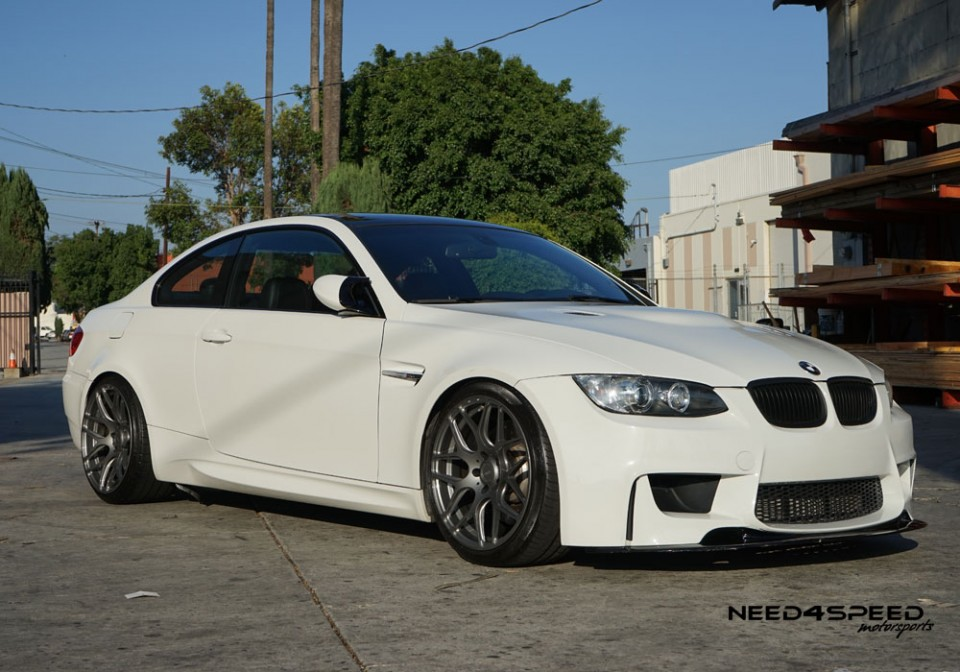 Bmw Bolt Pattern >> All New MRR FS01 Rotary Forged Wheels on our BMW E92 M3 ...