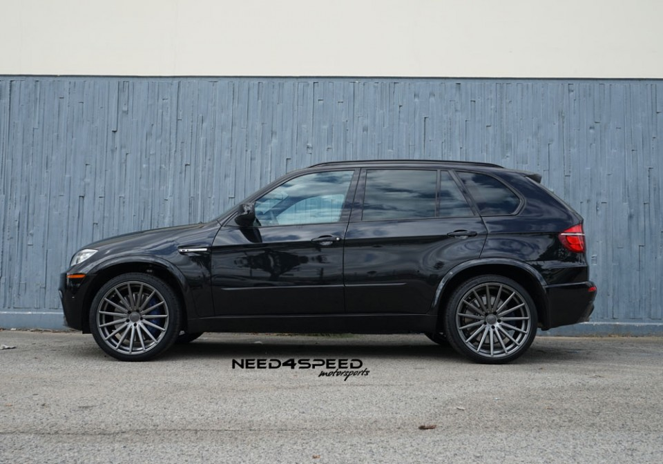 Bmw Bolt Pattern >> Yet another Vossen VFS2 Gloss Graphite Wheels equipped on ...