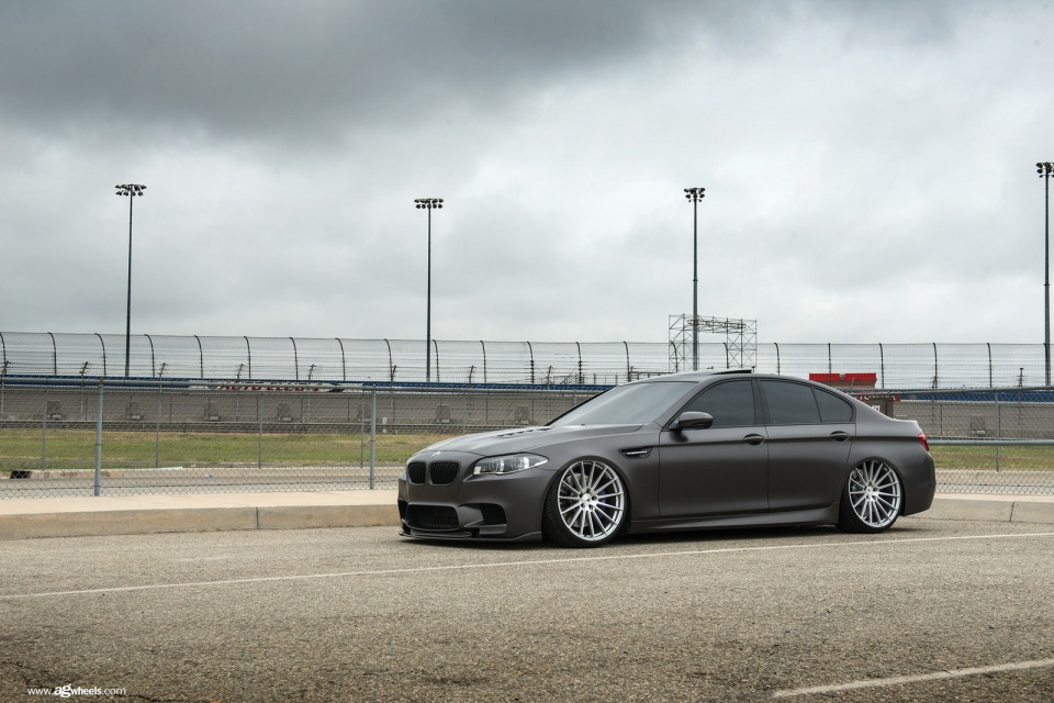 Niche Wheels Mustang >> BMW M5 F10 bagged with air suspension on Avant Garde M621 wheels – Need 4 Speed Motorsports