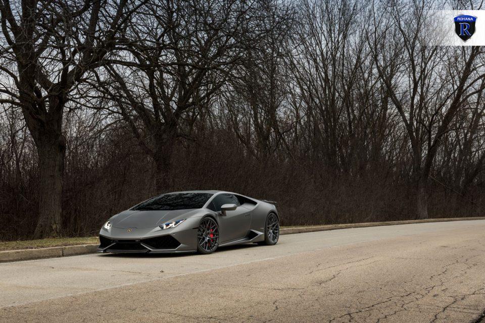 The all new Lamborghini Huracan gets a fresh set of the ...