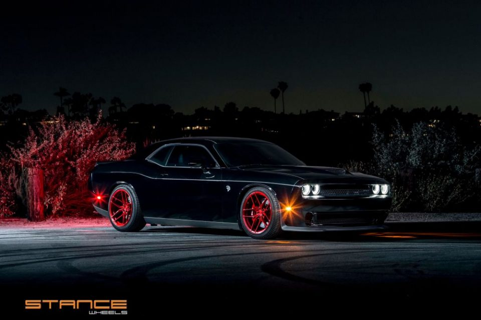 New Dodge Demon >> This Dodge Challenger Street Beast gets completed with new ...