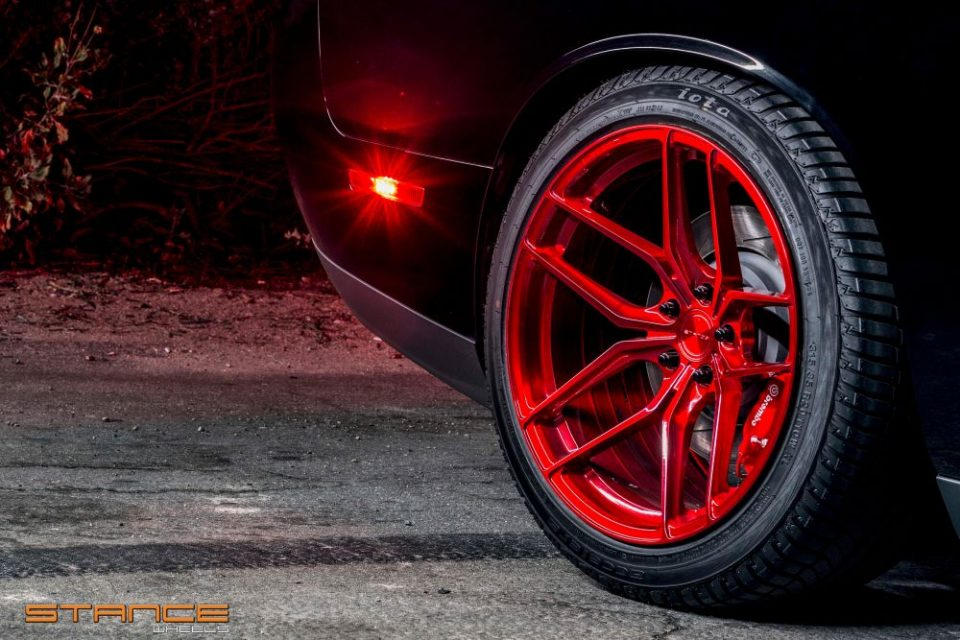 This Dodge Challenger Street Beast gets completed with new ...