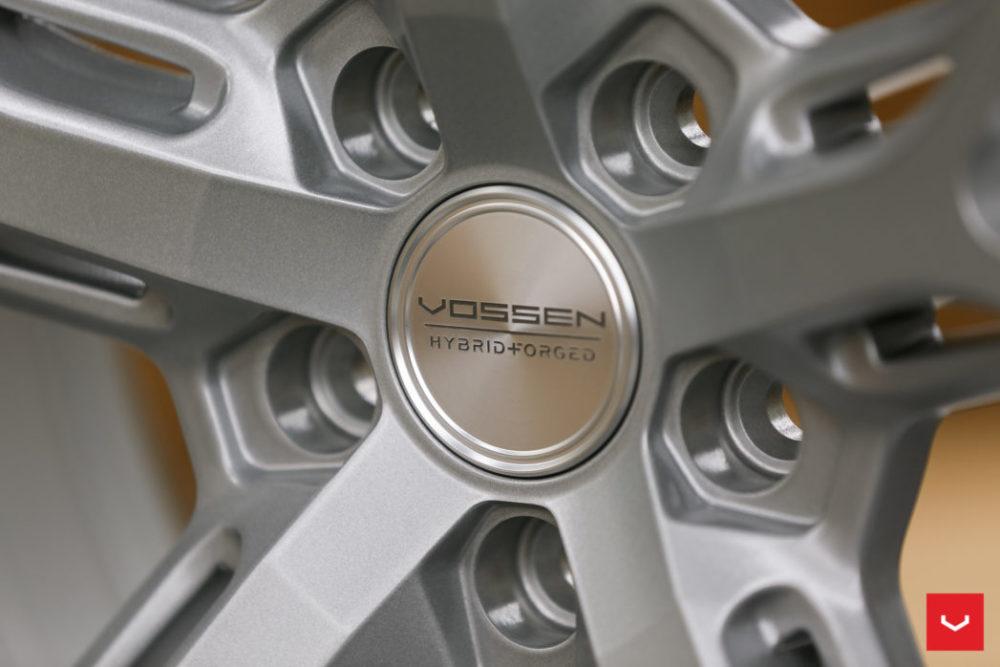 hf 5 vossen satin silver hybrid forged series