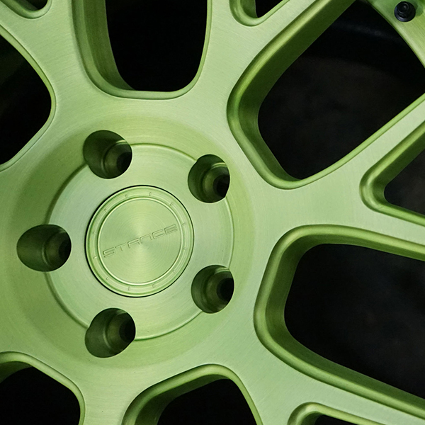 stancesc brushedvelvet antifreezegreen