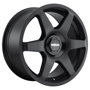 Rotiform Wheels R113 SIX Matte Black
