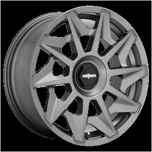 Rotiform Wheels R128 CVT Matte Anthracite