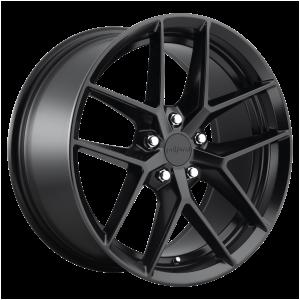 Rotiform Wheels R134 FLG Matte Black