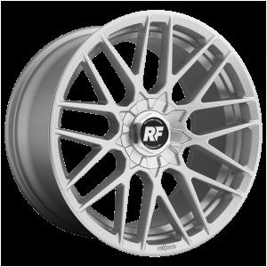 Rotiform Wheels R140 RSE Gloss Silver