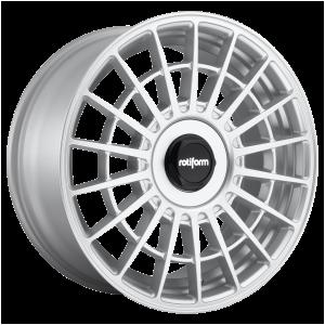Rotiform Wheels R143 LAS-R Gloss Silver