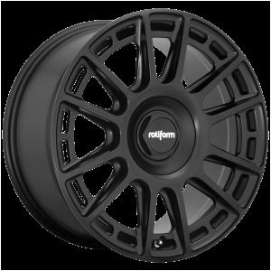 Rotiform Wheels R159 OZR Matte Black