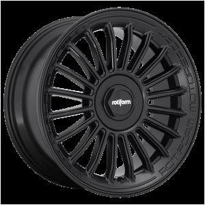 Rotiform Wheels R161 BUC-M Matte Black