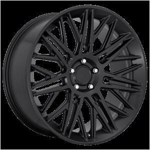 Rotiform Wheels R164 JDR Matte Black