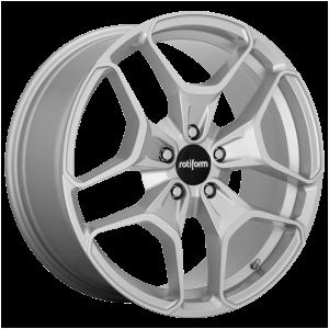 Rotiform Wheels R173 HUR Machined Silver