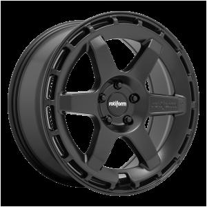 Rotiform Wheels R186 KB1 Matte Black