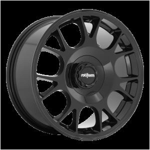 Rotiform Wheels R187 TUF-R Gloss Black