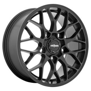 Rotiform Wheels R190 Matte Black
