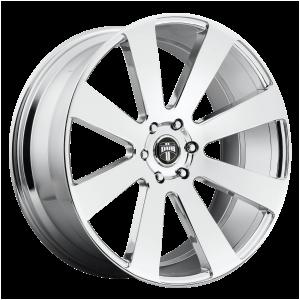 DUB Wheels S131 8-Ball Chrome
