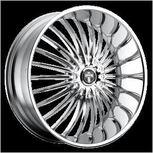 DUB Wheel S140 Suave Chromes