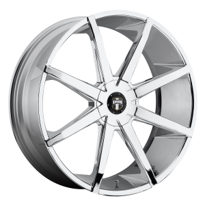 DUB Wheels S201 Push Chrome