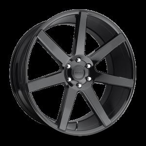 DUB Wheels S204 Future Gloss Black