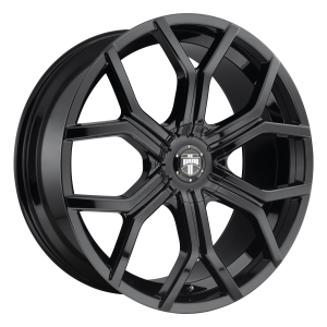 DUB Wheels S208 Royalty Gloss Black