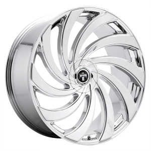 DUB Wheels S238 Delish Chrome