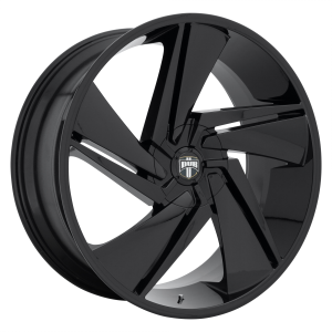 DUB Wheels S247 Fade Gloss Black