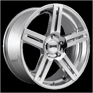 DUB Wheels S249 Roc Chrome