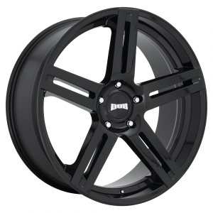 DUB Wheels S250 Roc Gloss Black