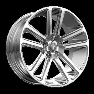 DUB Wheels S254 Flex Chrome