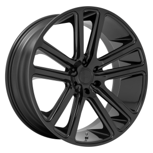 DUB Wheels S256 Flex Gloss Black