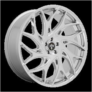 DUB Wheels S258 G.O.A.T Chrome