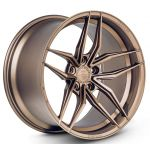 Staggered full Set - 20x9 Ferrada Forge-8 FR5 Matte Bronze (Rotary Forged) 20x10 Ferrada Forge-8 FR5 Matte Bronze (Rotary Forged)