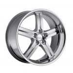 18x8 Lumarai Morro CHROME