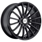 17x7 TSW Mallory 4 All Matte Black