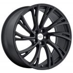 20x9.5 Redbourne Noble Matte Black (True Directional)