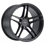 18x8.5 Ruff RS1 GLOSS GUNMETAL