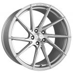 - Staggered full Set -(2) 19x8.5 Stance SF01 Brushed Silver (Rotary Forged) (True Directional)(2) 19x10 Stance SF01 Brushed Silver (Rotary Forged) (True Directional)