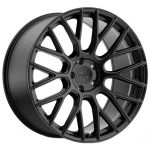 - Staggered full Set - (2) 21x9 Victor Equipment Stabil Matte Black (Rotary Forged)(2) 21x10.5 Victor Equipment Stabil Matte Black (Rotary Forged)