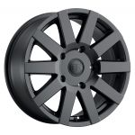 17x7.5 Black Rhino Journey GLOSS GUNMETAL W/MIRROR CUT FACE