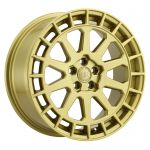 15x7 Black Rhino Boxer GLOSS GOLD