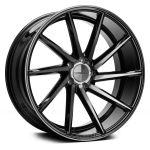 19x8.5 Vossen CVT Tinted Gloss Black (True Directional Wheels)