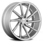 19x10 Vossen CVT Gloss Silver (True Directional Wheels)