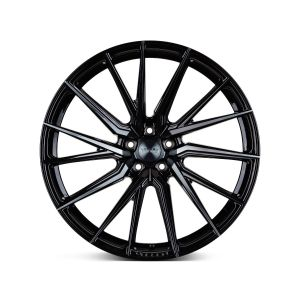 21x9.5 Vossen HF-FT Gloss Black (Hybrid Forged)