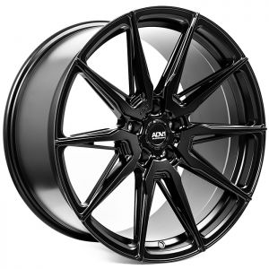 20x8.5 ADV.1 ADV5.0 Flow Spec Satin Black