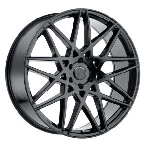 22x9.5 Status Griffin GLOSS BLACK