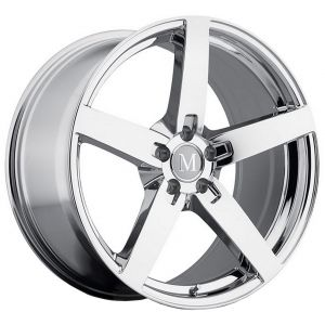 19x8.5 Mandrus Arrow Chrome (Rotary Forged)